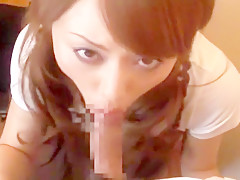 Exotic Japanese slut Akiho Yoshizawa in Fabulous Fingering, Cunnilingus JAV video