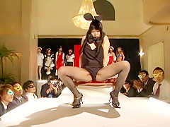 Horny Japanese whore in Fabulous Live shows, Compilation JAV movie