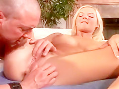 Hot Youthful Blonde Takes a Ass Fucking