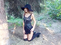 Incredible Public adult video