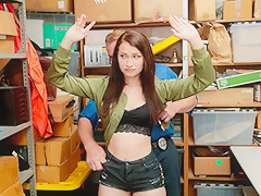 Jennifer Jacobs in Case No. 0606211 - Shoplyfter