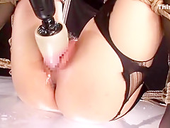 Exotic Japanese whore Natsumi Horiguchi in Horny Toys, Masturbation JAV scene