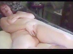 Son caught spying on mom masturbating in bed