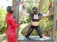Best pornstars Lucy Latex and Paige Delight in amazing masturbation, hd xxx scene