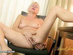 Payton Leigh in Masturbation Movie - AuntJudys