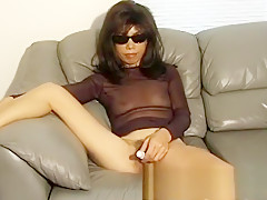 Sexy Song is eager to work her sweet hairy muff for the camera
