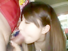 Incredible Japanese whore Saki Kobashi in Hottest Squirting, Fingering JAV scene