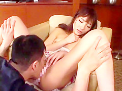 Exotic Japanese chick in Horny Dildos/Toys, Small Tits JAV movie