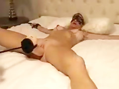 Huge dildo fucking machine