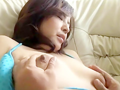 Incredible Japanese chick in Fabulous Handjobs, Big Tits JAV video