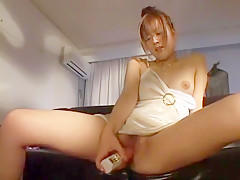 Hottest Japanese slut Miyu Hoshino in Horny Solo Girl, Dildos/Toys JAV video