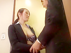 Best Japanese whore in Exotic Blowjob, Fingering JAV video