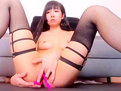 Lil sub asian - cum and cum and cum again