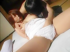 Amazing Japanese girl in Fabulous Fingering, Handjobs JAV scene