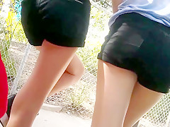 college girl in shorts 61 part 2