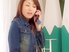 Exotic Japanese girl Hime Kamiya in Best Blowjob, Compilation JAV movie