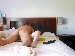 Horny Dude Gives His Lustful Girlfriend The Sweet Fucking S