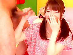 Amazing Japanese girl Rina Oosawa in Incredible Cunnilingus, Lingerie JAV movie