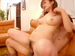 Amazing Japanese model Mirai Tsubaki in Best Gangbang, Blowjob JAV movie