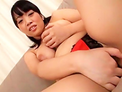 Hottest Japanese slut Ai Sato in Best Masturbation, Big Tits JAV scene