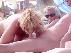 Sex in the dunes 5