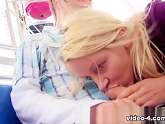 Candy Kiss & Xavier in In the Ferris Wheel with My Toy - PegasProductions