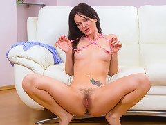 Magda in Hairy Pussy - Anilos