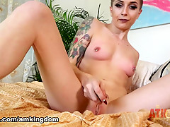 Jinx Venus in Masturbation Movie - AmKingdom
