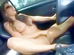Diving masturbation nude