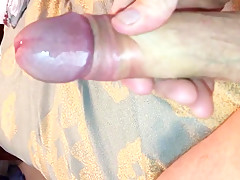 Playing with my cock 3