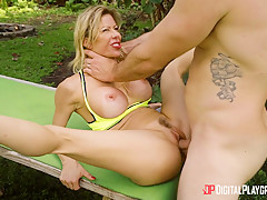 Alexis Fawx & J Mac in Tightest MILF on the Block - DigitalPlayground