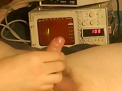 Male Masturbation with heartbeat Part 4 For Females