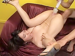 Exotic Japanese girl in Crazy Toys, Amateur JAV video