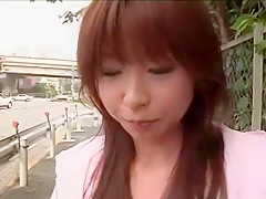 Horny Japanese slut in Exotic Public, Amateur JAV clip