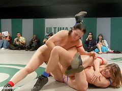 Battle Of The Champions Tag Team Action:Last Seasons Top 4 Battle In Brutal Tag Team Action - Publicdisgrace