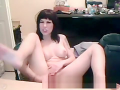 Another Hot and Beutiful Teen Masturbate on Webcam